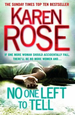 No One Left To Tell (The Baltimore Series Book 2) - Rose, Karen