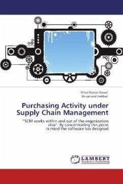 Purchasing Activity under Supply Chain Management
