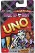 Mattel Games Monster High Uno …