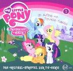 My little Pony - Ein Auftrag Von Prinzessin Celestia, 1 Audio-CD