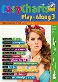 Easy Charts Play-Along, für Bb/Eb/C-Instrument, m. Audio-CD
