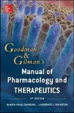 Goodman and Gilman's Manual of Pharmacology and Therapeutics