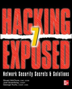 Hacking Exposed 7 - McClure, Stuart; Scambray, Joel; Kurtz, George