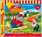 Der Zeltausflug / Benjamin Blümchen Bd.120 (1 Audio-CD)