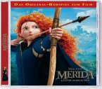 Merida - Legende der Highlands, 1 Audio-CD