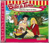 Falsches Spiel mit Alex / Bibi & Tina Bd.71 (1 Audio-CD)