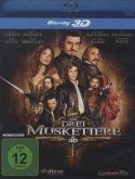 Die drei Musketiere (Blu-ray 3D)
