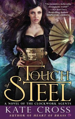 Touch of Steel - Cross, Kate