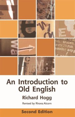 An Introduction to Old English - Hogg, Richard