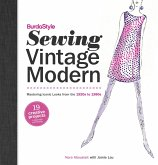 BurdaStyle Sewing Vintage Modern: Mastering Iconic Looks from the 1920s to 1980s [With Pattern(s)]