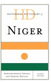 Historical Dictionary of Niger, Fourth Edition