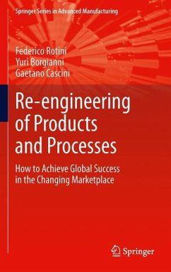 Re-engineering of Products and Processes - Rotini, Federico; Borgianni, Yuri; Cascini, Gaetano