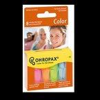 Ohropax Color - Ohrstöpsel aus Schaumstoff (8 Stück)