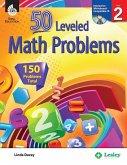 50 Leveled Math Problems: Level 2 (Level 2)