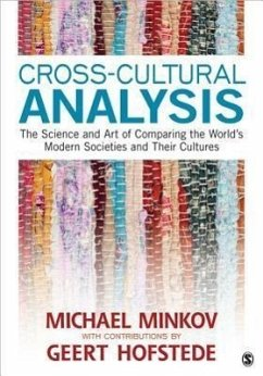 Cross-Cultural Analysis: The Science and Art of Comparing the World's Modern Societies and Their Cultures - Minkov, Michael