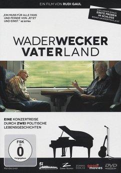 Wader Wecker - Vater Land - Wecker,Konstantin/Wader,Hannes
