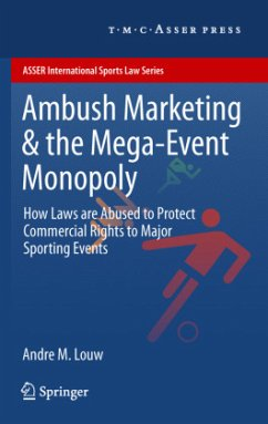 Ambush Marketing & the Mega-Event Monopoly - Louw, Andre M.