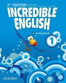 Incredible English 1. 2nd edition. Activity Book