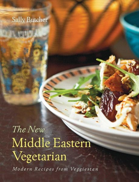 The new middle eastern vegetarian modern recipes from - The modern vegetarian kitchen ...