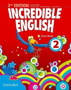 Incredible English 2. 2nd edition. Class Book