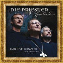 Spiritus Dei - Das Live-Konzert Aus Altötting - Die Priester