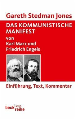 Das Kommunistische Manifest - Jones, Gareth Stedman