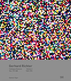 Gerhard Richter. Catalogue Raisonné. Band 2