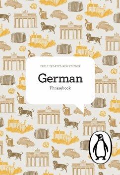 The Penguin German Phrasebook - Norman, Jill; Hitchin, Ute; Henkes, Renata