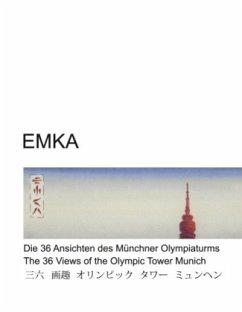 Die 36 Ansichten des Münchner Olympiaturms - The 36 Views of the Olympic Tower Munich