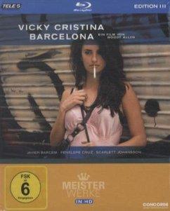 Vicky Cristina Barcelona Meisterwerke in HD-Edition III - Mw:Vicky Cristina Barcelo Na/Bd