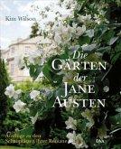 Die Gärten der Jane Austen (Mängelexemplar)