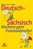 Deutsch-Sächsisch (Mängelexemplar)