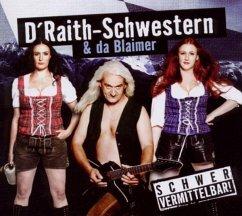 Schwer vermittelbar!, 1 Audio-CD
