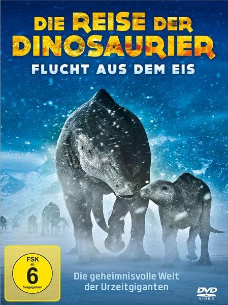 die reise der dinosaurier flucht aus dem eis auf dvd portofrei bei b. Black Bedroom Furniture Sets. Home Design Ideas