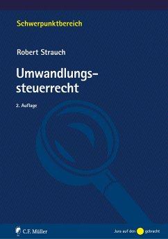 Umwandlungssteuerrecht - Strauch, Robert