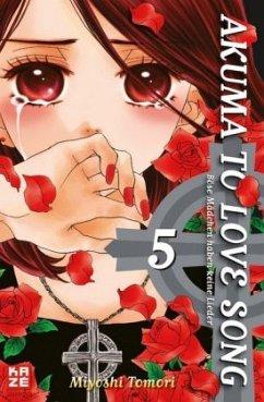 Akuma to love song Bd.5 - Tomori, Miyoshi