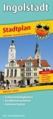 PublicPress Stadtplan Ingolstadt