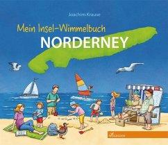 Mein Insel-Wimmelbuch Norderney - Krause, Joachim
