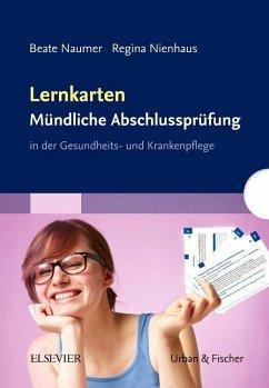 Lernkarten Mündliche Abschlussprüfung - Naumer, Beate; Nienhaus, Regina