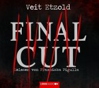 Final Cut / Clara Vidalis Bd.1 (6 Audio-CDs)