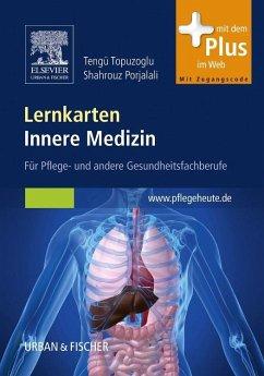 Lernkarten Innere Medizin - Topuzoglu, Tengü; Porjalali, Shahrouz