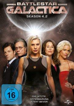 Battlestar Galactica - Season 4.2 DVD-Box - Edward James Olmos,Mary Mcdonnell,Jamie Bamber