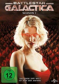 Battlestar Galactica - Season 1 - Edward James Olmos,Mary Mcdonnell,Jamie Bamber