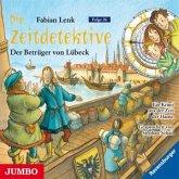 Der Betrüger von Lübeck / Die Zeitdetektive Bd.26 (CD)