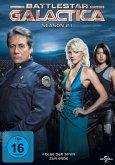 Battlestar Galactica - Season 2.1 DVD-Box
