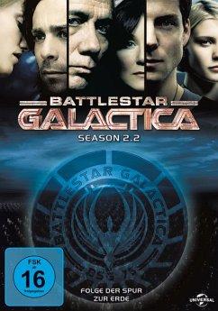 Battlestar Galactica - Season 2.2 DVD-Box - Edward James Olmos,Mary Mcdonnell,Jamie Bamber