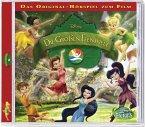 TinkerBell - Die großen Feenspiele, 1 Audio-CD