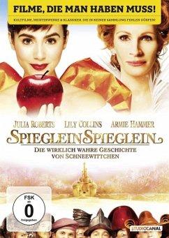 Spieglein Spieglein - Die wirklich wahre Geschichte von Schneewittchen - Roberts,Julia/Collins,Lily