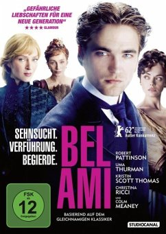 Bel Ami - Pattinson,Robert/Thurman,Uma