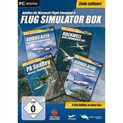 FSX Flug Simulator Box - Zivil (Download für Windows)